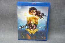 Wonder Woman Blu-Ray + Dvd