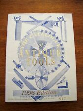 1996 THE CATALOGUE OF ANTIQUE TOOLS 1996 EDITION MARTIN DONNELLY