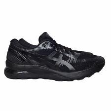 NEW Asics Gel Nimbus 21 Road Running Shoes All Black Neutral Women's Size 10.5