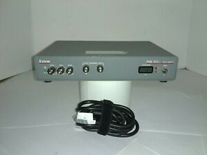 Extron RGB 202xi  Universal Analog / ECL / TTL System Interface W/ ADSP