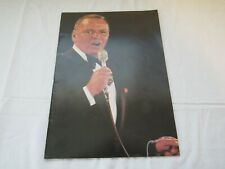 1978 Frank Sinatra Concert Program Souvenir