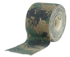 MCNETT CamoForm Selfcling Wrap Tape Woodland Digi GSAap