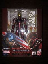 SH Figuarts Iron Man Mark 46 Captain America Civil War