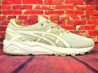 Mens Asics Gel Kayano Trainer Evo Birch Lace Up Casual Sports Trainers