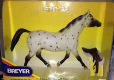 Breyer Horses Vintage SR Mail Order Only Appaloosa Sport Horse Includes Saddle