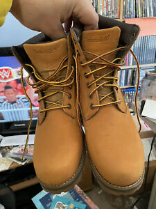 Timberand boots, men size 8