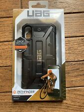 UAG iPhone X Cell Phone Cover Black NEW