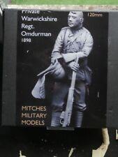 120mm resin kit  Warwickshire Regiment Omdurman Maurice Corry