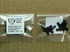 HO IHC PASSENGER CAR TRUCK PINS FOR IHC & RIVAROSSI FACTORY ORIGINAL PARTS #4260