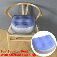 SOFT Booster Seat Hot tub Spa Spas Cushion Inflatable Ideal for Adults  Kids