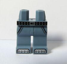 Lego 1 x Legs Leg For Minifigure Sand Blue Pocket Belt Jeans Punk Rocker Series