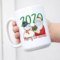 2020 Christmas Cup Christmas Coffee Cup Office Ceramic Cup Mug