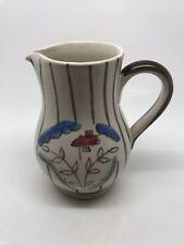Small Buchan Stoneware Jug - Portobello Pottery Scotland - 125-6 M1-60