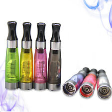 10Pcs Wholesale 1.6ml Ego-T CE 4 Clear e-Atomizer 510 Tank Sprayer Charger Pen