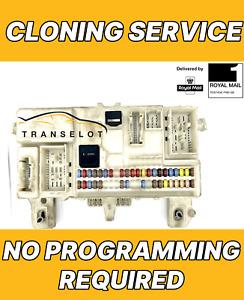 VOLVO C30 S40 S80 V40 V50 V70 XC60 XC90 BCM CEM CLONING SERVICE READ DESCRIPTION
