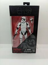Hasbro Star Wars The Black Series First Order Storm Trooper Black Series Figure