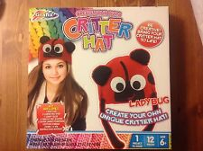 "Grafix ""Create Your Own Critter Hat"" Ladybug Hat (A2)"