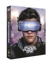 Ready Player One 3D & 2D Blu-ray Steelbook UMANIA Limited Edition Korea Import
