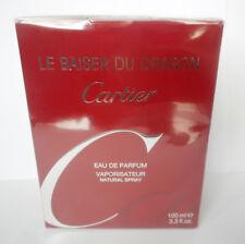 RARE PARFUM LE BAISER DU DRAGON  DE CARTIER NEUF SOUS BLISTER 100 ML