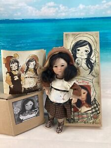 HA0011A TEN PING-MID AUTUMN RUBY RED GALLERIA MIB DOLL SET RELEASED 2015