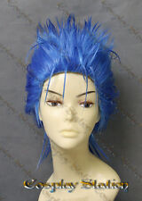 Bleach Grimmjow Jaegerjaquez Custom Made Cosplay Wig_wig387-new