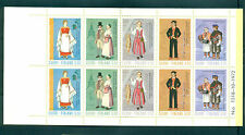 Finland 1972 Costumes Booklet  20  Sc 522a