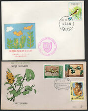 ✅ NEPAL AND CHINA, TWO NICE COVERS FDC