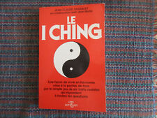 Le I Ching DUSSAULT 1982 Signé