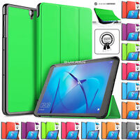 """Smart Stand LEATHER Magnetic Case Cover For Huawei MediaPad M3 Lite 10"""" 8"""" 8.4"""""""