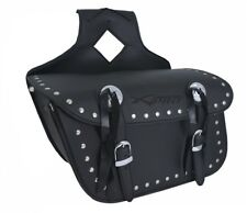Side left bag shaped rigid Motorbike Chopper Harley Custom