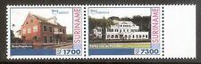 Suriname Zbl Nr 1123/1124   Postfris.