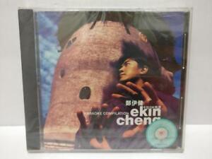 LK888 Sealed HK Ekin Cheng 鄭伊健 郑伊健2000 Rare Singapore Censor Sticker VCD CD255