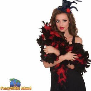 Mini Clip On Top Hat Burlesque Dancer Hat Ladies Womens Fancy Dress Accessory