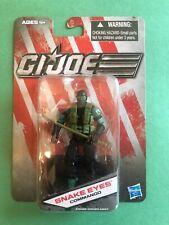 GI Joe Dollar General Snake Eyes Green Variant
