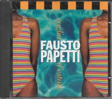 """FAUSTO PAPETTI - RARO CD FUORI CATALOGO """" VOGLIA D'ESTATE """""""