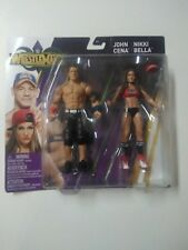 *BRAND NEW*  Wrestle Mania Battle Figure Action John Cena and Nikki Bella!
