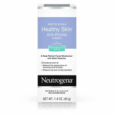 Neutrogena Healthy Skin Anti-Wrinkle Cream with SPF 15 Sunscreen 40g (1.4oz)