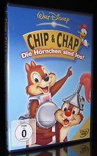DVD WALT DISNEY - CHIP & CHAP - DIE HÖRNCHEN SIND LOS - DONALD DUCK *** NEU ***