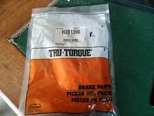 Tru-Torque H381390 LR Brake Hose Fits 1999 - 2004 Ford Mustang Apps