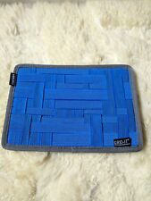 """CPG8BK COCOON 7.55"""" x 10.5"""" Grid-It Organizer for pen,notepad,cellphone,charger"""