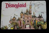 Disneyland 1995 ID Card Walt Disney Sleeping Beauty Castle Annual Passport 40th