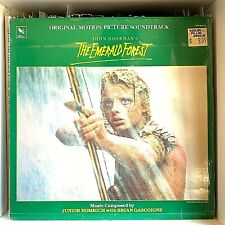 The Emerald Forest Soundtrack 1985 Vinyl Varese Sarabande Records 1st Press