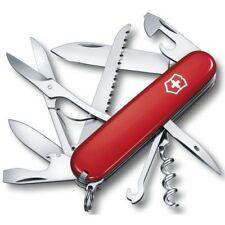 Schweizer Taschenmesser Anzahl Funktionen 15 Victorinox HUNTSMAN 1.3713 Rot