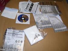 Nähmaschine Brother XN 1700  Zubehör CD Bedienungsanleitung