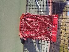 Whak Sak Tennis Bag Sling Backpack Womens Large Bag Nwot