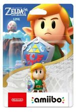 Amiibo Legend of Zelda Link's Awakening Link  AMAZING CONDITION BNIB so cute! XD