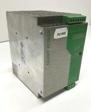 Phoenix Contact QUINT-PS-100-240AC/12DC/10 Power Supply 100-240VAC to 12VDC, 10A