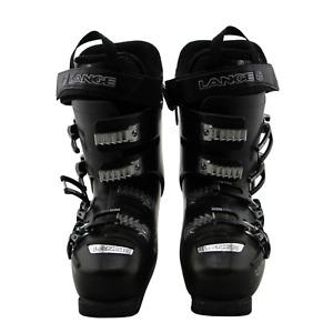 Lange RX80LW Black Ski Boots - Size 255