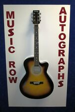 DARIUS RUCKER Signed Autograph Acoustic Guitar Wagon Wheel Country Music
