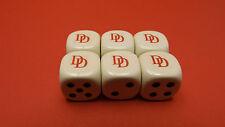 Daredevil Dice Set 6D 3 Pair